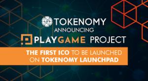ICO Playgame, dari TOKENOMY