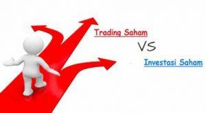 Mau Jadi Investor atau Trader Saham??